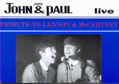 The Beatles John and Paul Tribute